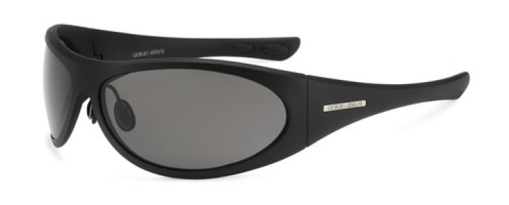 Armani Mens 514/S M8 Matt Black Sunglasses