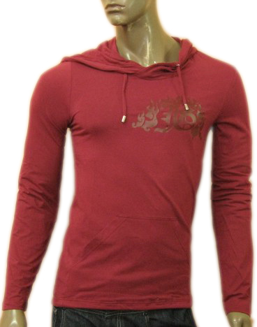 john galliano logo. John Galliano Mens Bordeaux