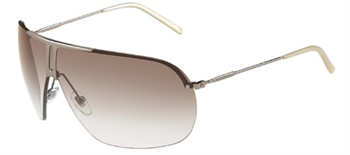 Yves Saint Laurent Womens 2198 RBU DL Brown Gradient Sunglasses